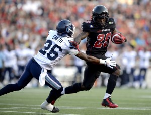 K2 Partners With The Redblacks Again!